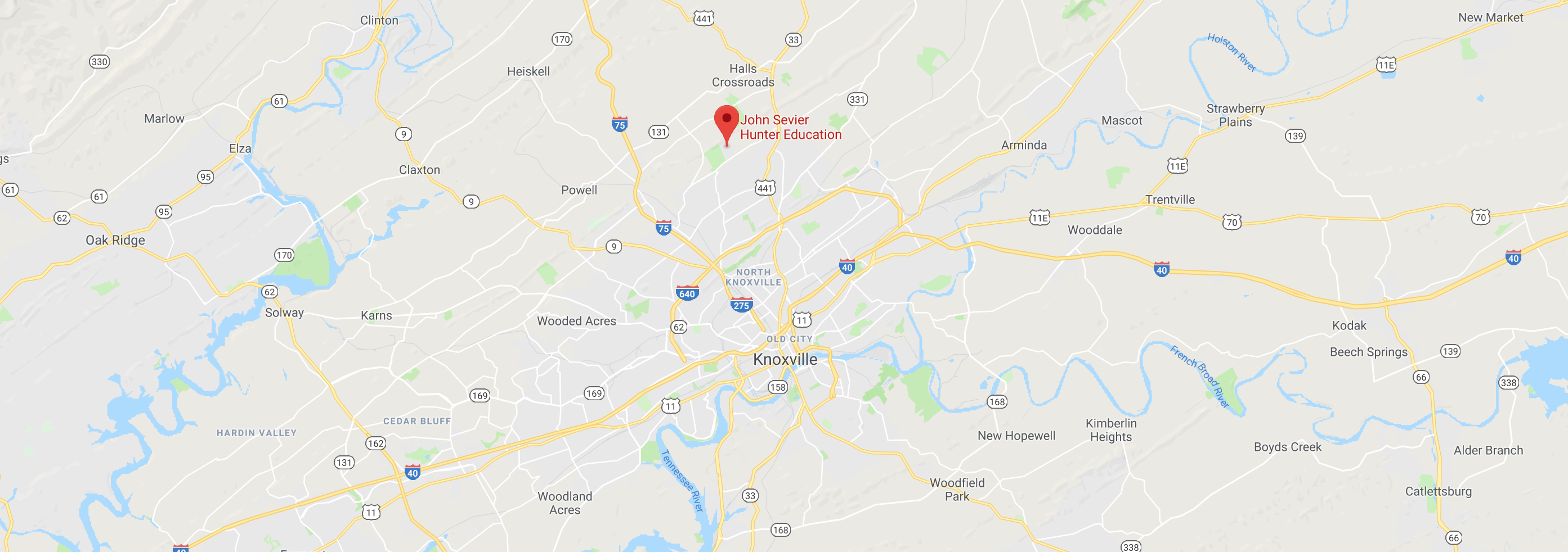 tn drivers license locations knoxville